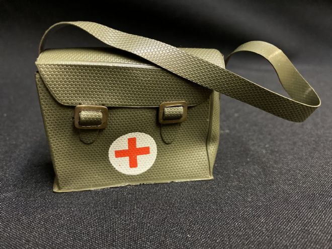 TOMMY GUNN - PEDIGREE - MEDIC First Aid Satchel